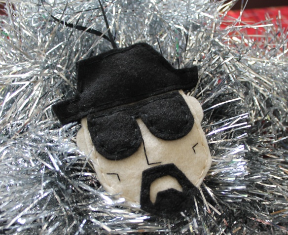 Heisenberg Ornament